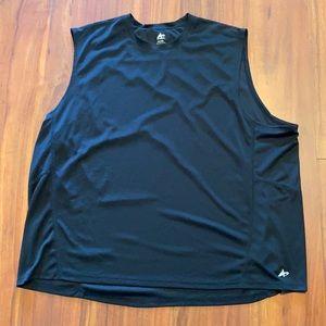 3/$20 4XL Athletech dri-fit muscle shirt tank top